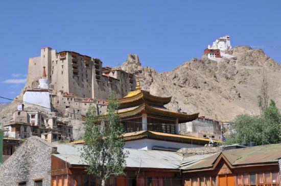 Le palais royal et le fort (Leh)