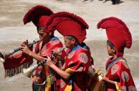 Le festival de Phyang