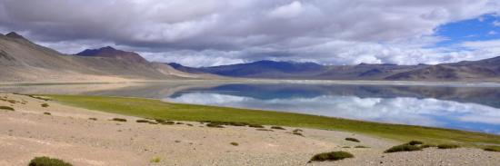 Le lac du Tsokar