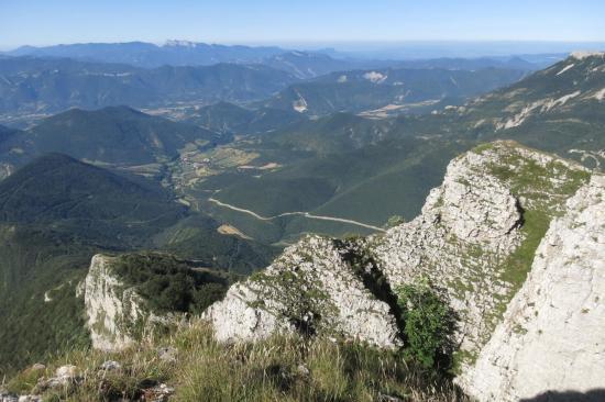 Au sommet du But Sapiau