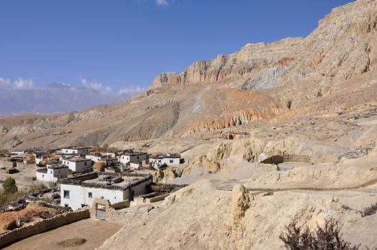 Le village de Ghara