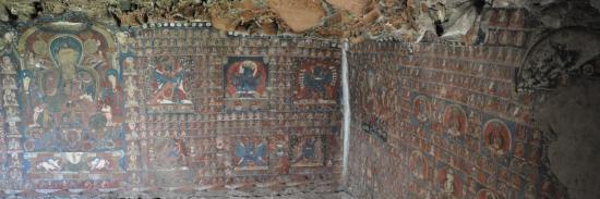 Les grottes ornées de Saspol