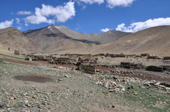 Le village de Yagang