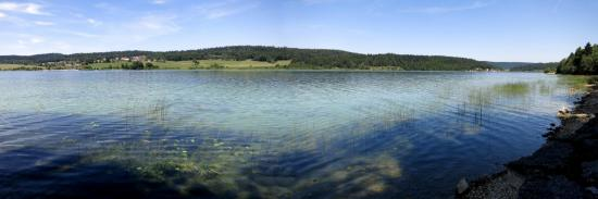 Le lac de Saint-Point (Doubs - France)