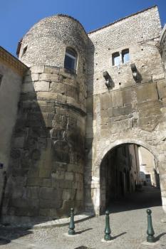 Die - Porte Saint-Marcel