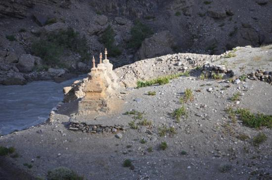 Rigzum gönpo à Satok (vallée de la Tsarap)
