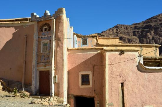 Maison à Aguerd Imelaln (Gorges Ait Mansour)