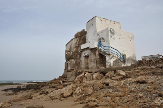 Le marabout de Sidi Kaouki