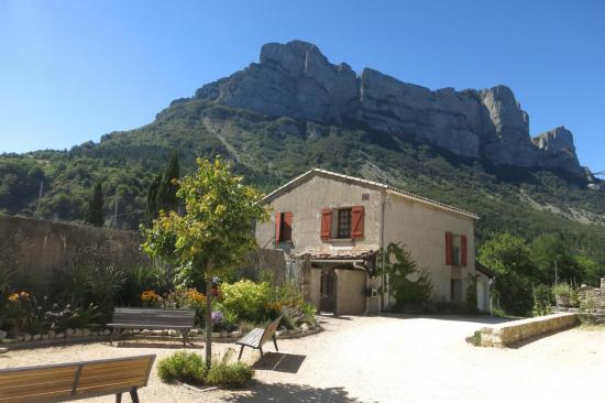 Le village de la Chaudière