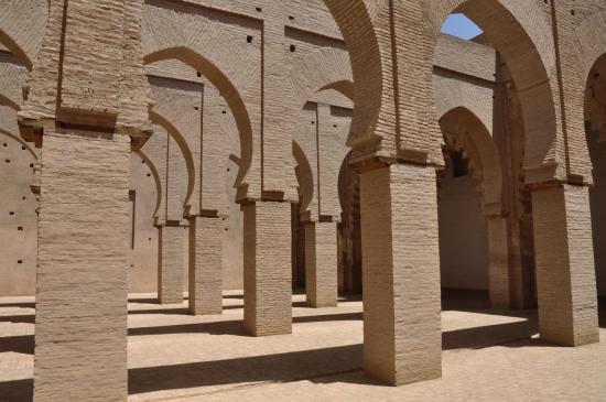 La mosquée almohade de Tinmal