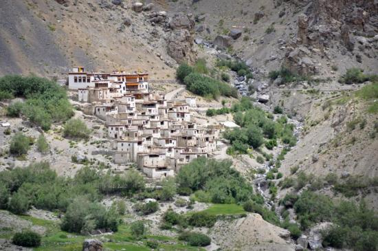 Lingshed gompa