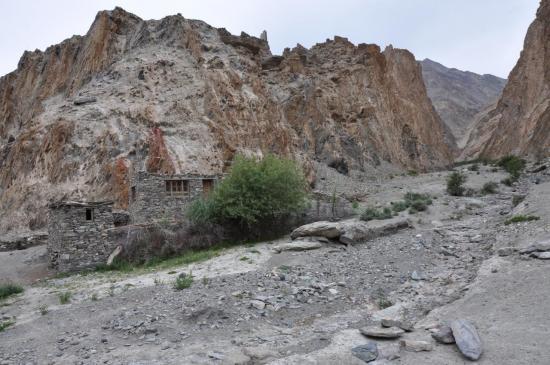 Remontée de la vallée de la Markha (Chaluk)
