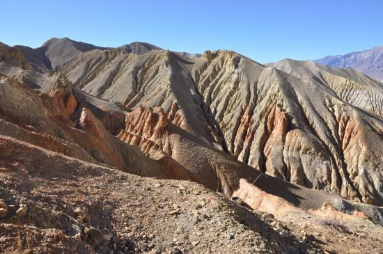 Le délire géologique aux alentours de Koncholing