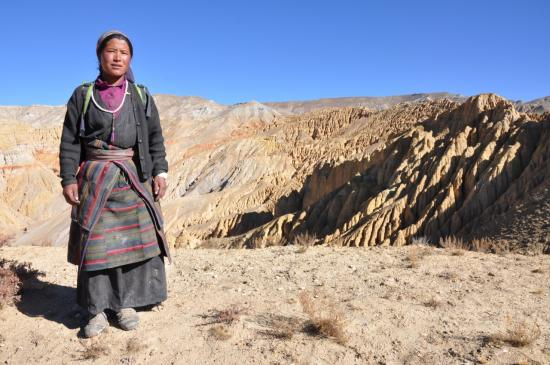 Notre guide, Pura Sangmu Partchya