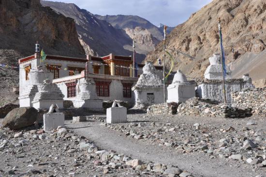 Markha village (Shamunatha gompa)