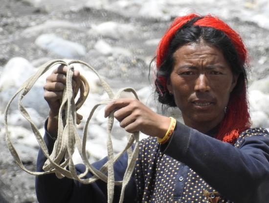 Nepalo-tibétain (ou tibeto-népalais...) à Tora Sumna