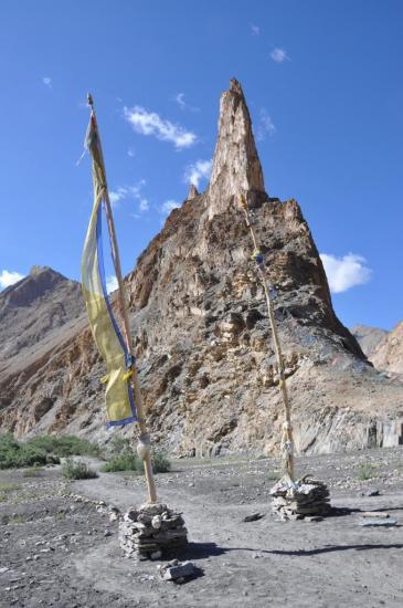 Entre Markha et Hangkar