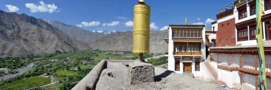 Le monastère de Matho (Ladakh - J&K - India)