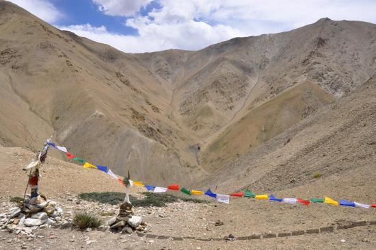 Au Namste La (4430m)
