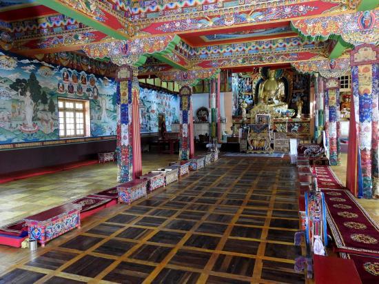 Monastère de Phyang (la nouvelle salle)