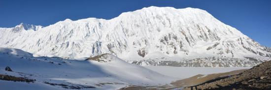 Tilicho lake et Tilicho peak