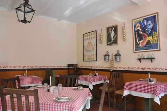 Kathmandu, restaurant La Dolce vita