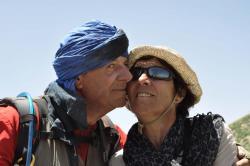 Jacques et Véronique, le vrai-faux couple...