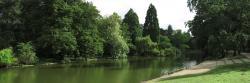 Le lac de Saint-Mandé (Bois de Vincennes - Paris)