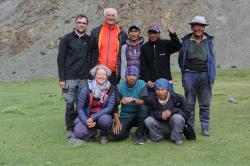 Ladakh2019 toute l equipe