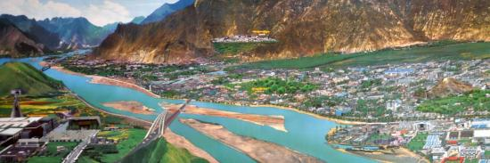 Lhasa idyllique