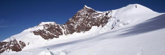 Le sommet du Liskamm