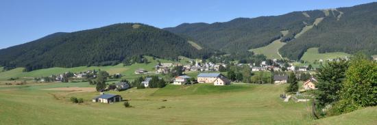 Le village de Meaudre
