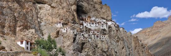 Le monastère de Phuktar