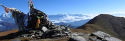Au sommet du Pike peak