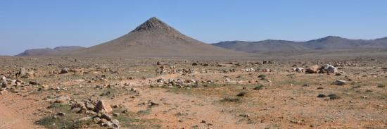Le plateau de Tasrit et le Tamzeit