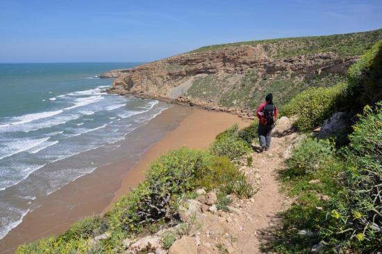 A l'approche de Sidi M'Bark
