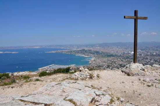 Sommet de Marseilleveyre