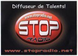 Stop radio