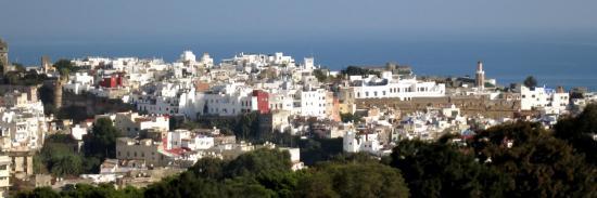 La casbah de Tanger