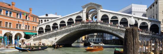 Venise (pont du Rialto)