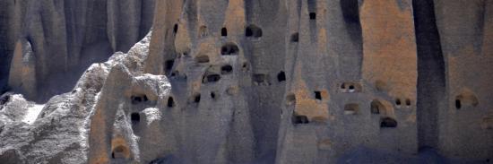 Les extraordinaires falaises en dentelle de Yara