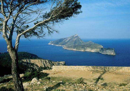 L'îlot de la Dragonera