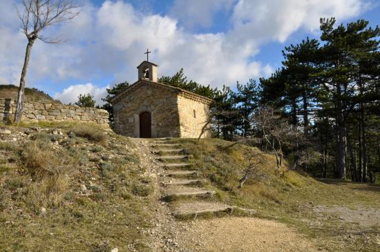 La chapelle St Christophe