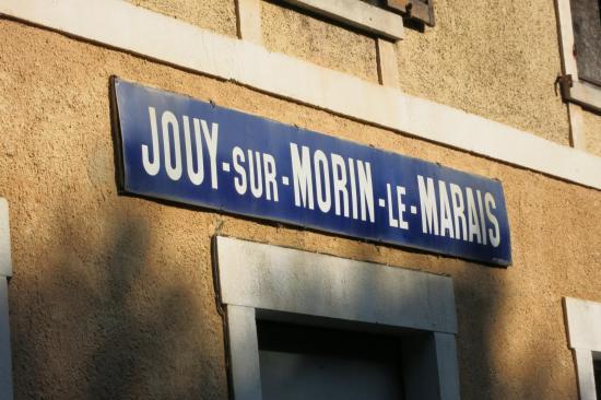 Jouy-sur-Morin (la gare désaffectée)