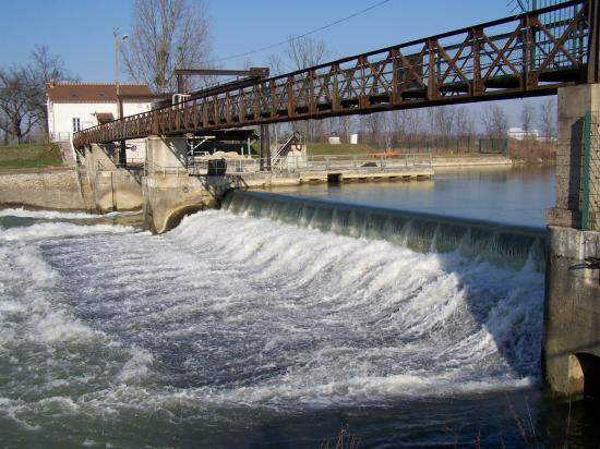 Noisiel (le barrage)