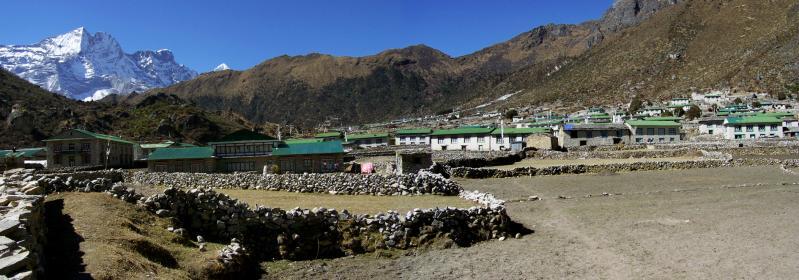 Le village de Khumjung