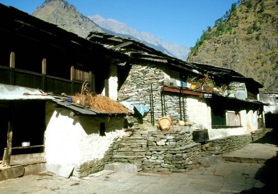 Jagat (Budhi Gandaki)