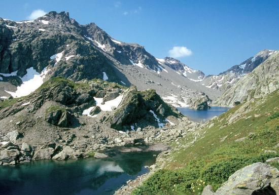 Le lac de Bellacomba