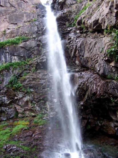 Les cascades d'Ighouliden