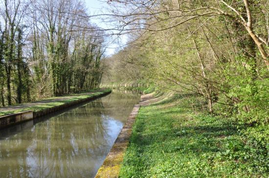 Congis (canal de l''Ourcq)